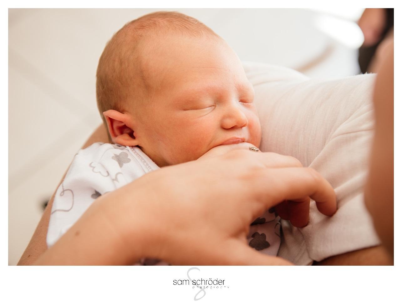 Newborn Lifestyle Photography